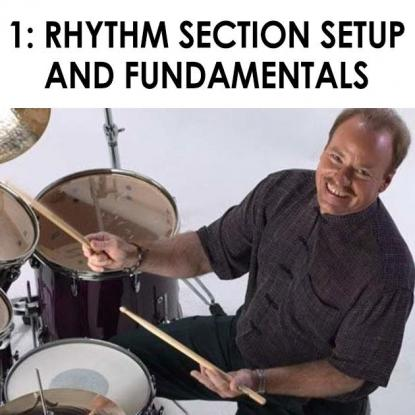 Jazz Rhythm Section 101: Episode 1