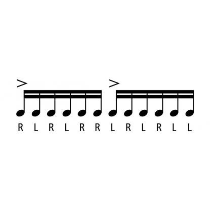 17: Double Paradiddle