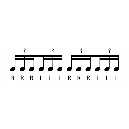 05: Triple Stroke Roll