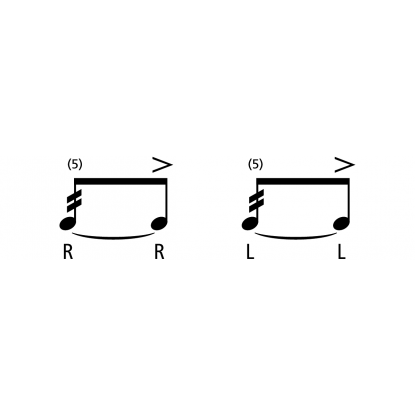 07: Five Stroke Roll