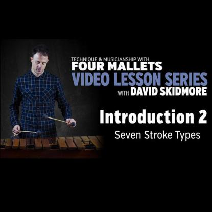 Introduction 2: The Seven Stroke Types