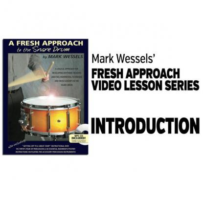 Fresh Approach to Snare Drum Lessons: Introduction