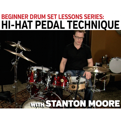 Beginner Drum Set Lessons: 07