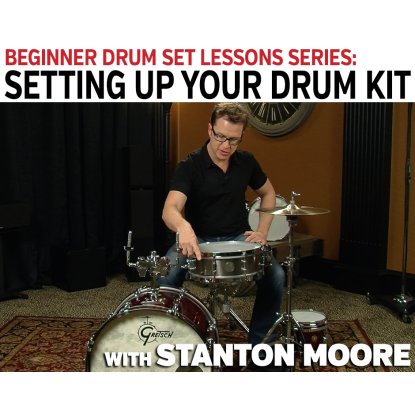 Beginner Drum Set Lessons: 03