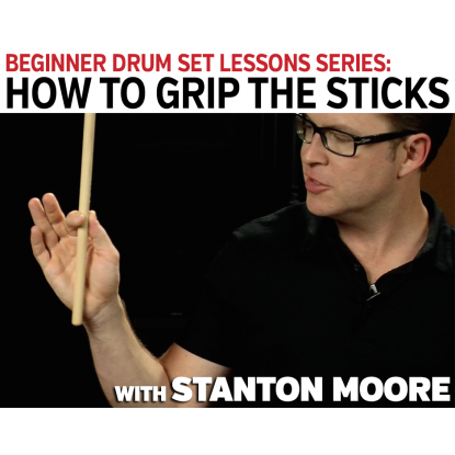 Beginner Drum Set Lessons: 04