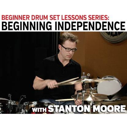 Beginner Drum Set Lessons: 09