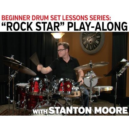 Beginner Drum Set Lessons: 10