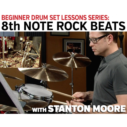 Beginner Drum Set Lessons: 11