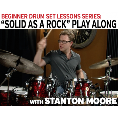 Beginner Drum Set Lessons: 12