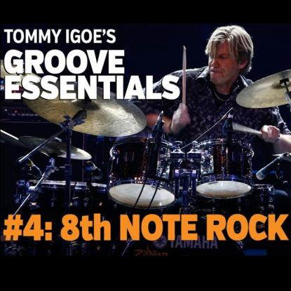 Groove Essentials #4: 8th Note Rock