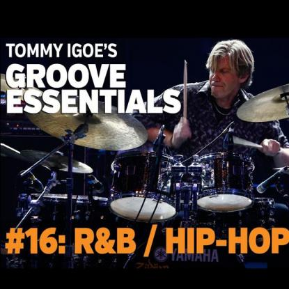 Groove Essentials #16: R&B, Hip-Hop