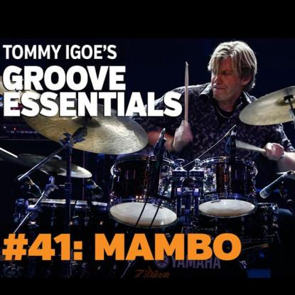 Groove Essentials #41: Mambo
