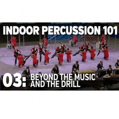 Indoor Percussion 101: Episode 3