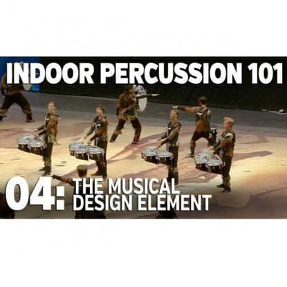 Indoor Percussion 101: Episode 4