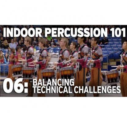 Indoor Percussion 101: Episode 6