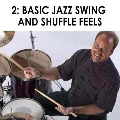 Jazz Rhythm Section 101: Episode 2