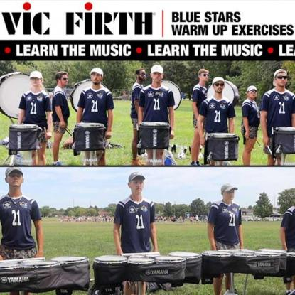 Learn the Music Series: Marching Percussion