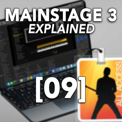 MainStage 3 Explained 09: Concert Hierarchy