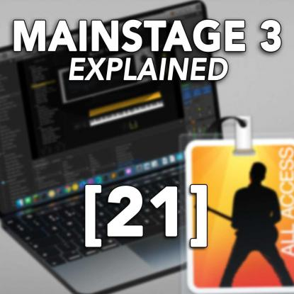 MainStage 3 Explained 21: Round Robins