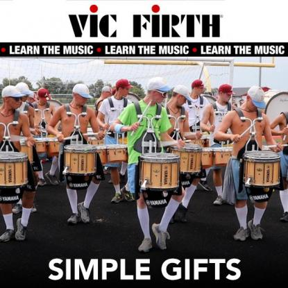 """Learn the Music: The Cadets """"Simple Gifts Intro"""""""