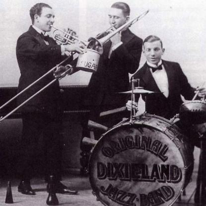 History of the Drumset: Part 5, 1917 - New Orleans Style Drumming