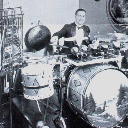 History of the Drumset: Part 7, 1927 - Silent Movies