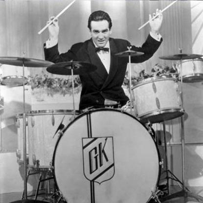 History of the Drumset: Part 9, 1935 - Gene Krupa