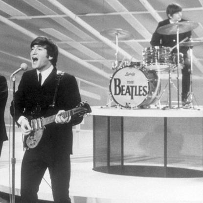 History of the Drumset: Part 15, 1964 - The Beatles