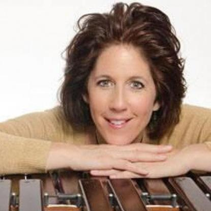 Four Mallet Marimba Lessons with Julia Gaines