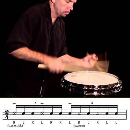 Hybrid Rudiments: Blurz