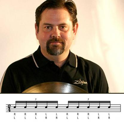 Hybrid Rudiments: Eggbeaters with Tom Aungst