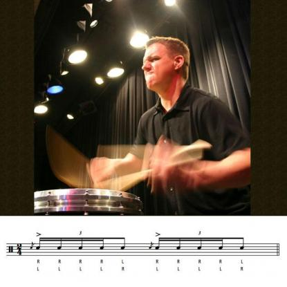 Hybrid Rudiments: Flam Five One Handed