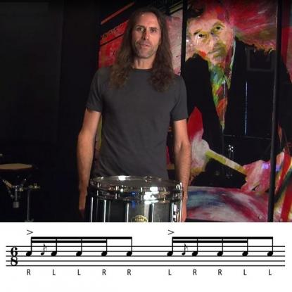 Hybrid Rudiments: Inverted Inverted Flam Five