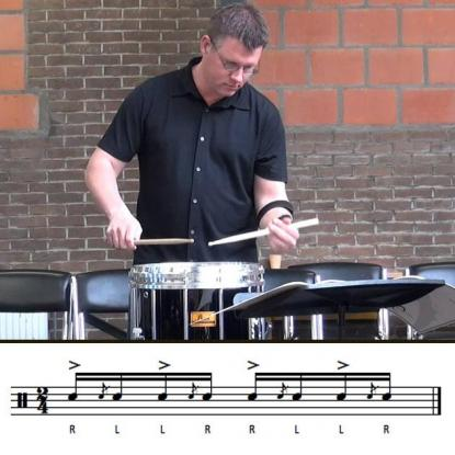 Hybrid Rudiments: Inverted Inverts