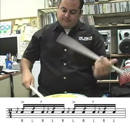 Hybrid Rudiments: Cheese Chutra Cheese