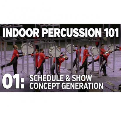 Indoor Percussion 101: Episode 1