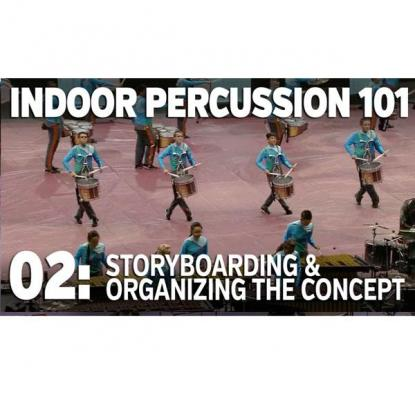 Indoor Percussion 101: Episode 2