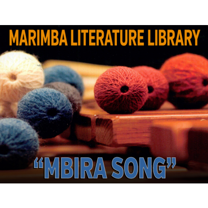 """""""Mbira Song"""" by Alice Gomez and Marilyn Rife"""