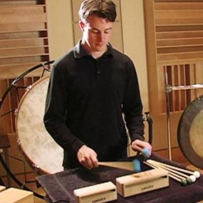 Percussion 101: Wood Blocks and Temple Blocks
