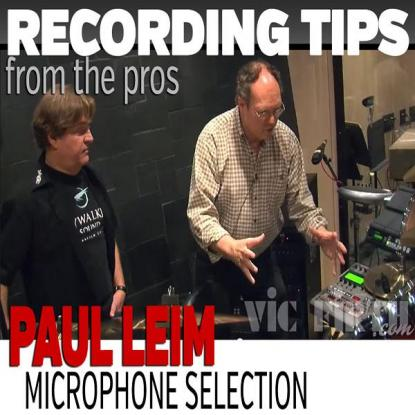 Recording Tips from the Pros: Episode 10