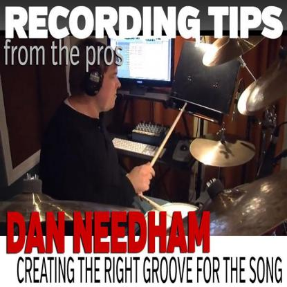 Recording Tips from the Pros: Episode 15