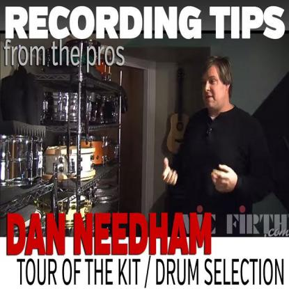 Recording Tips from the Pros: Episode 13