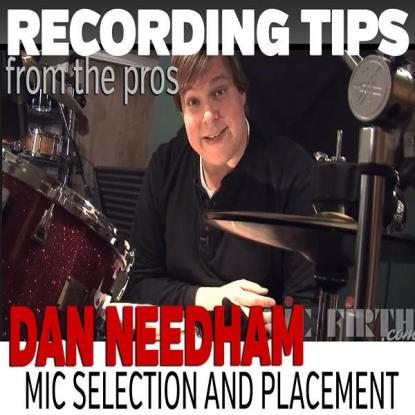 Recording Tips from the Pros: Episode 12