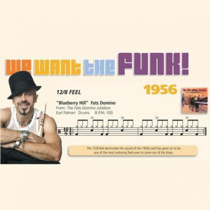 We Want the Funk! 1956 - 12/8 Feel