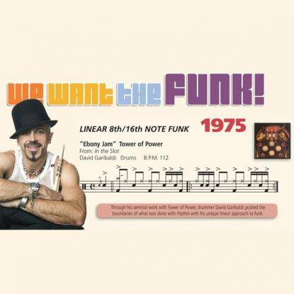 We Want the Funk! 1975 - Linear 16th Funk