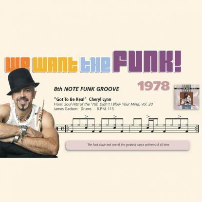 We Want the Funk! 1978 - 8th Note Funk