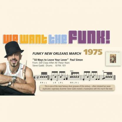 We Want the Funk! 1975 - Funky March Groove