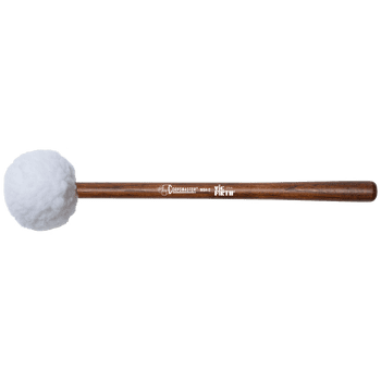 MB4S – Corpsmaster® Bass Mallets – Extra Large Head, Soft