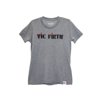 Vic Firth Youth Logo Tee