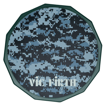 Vic Firth Digital Camo Practice Pads
